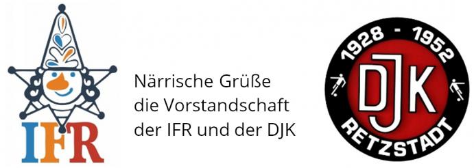 Grüße von der IFR und DJK