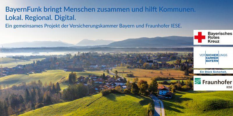 BayernNews: der digitale Marktplatz für alle Gemeinen, Kommunen, Vereine und Bürger Bayerns. Als BayernFunk- App für Smartphone und Tablet.